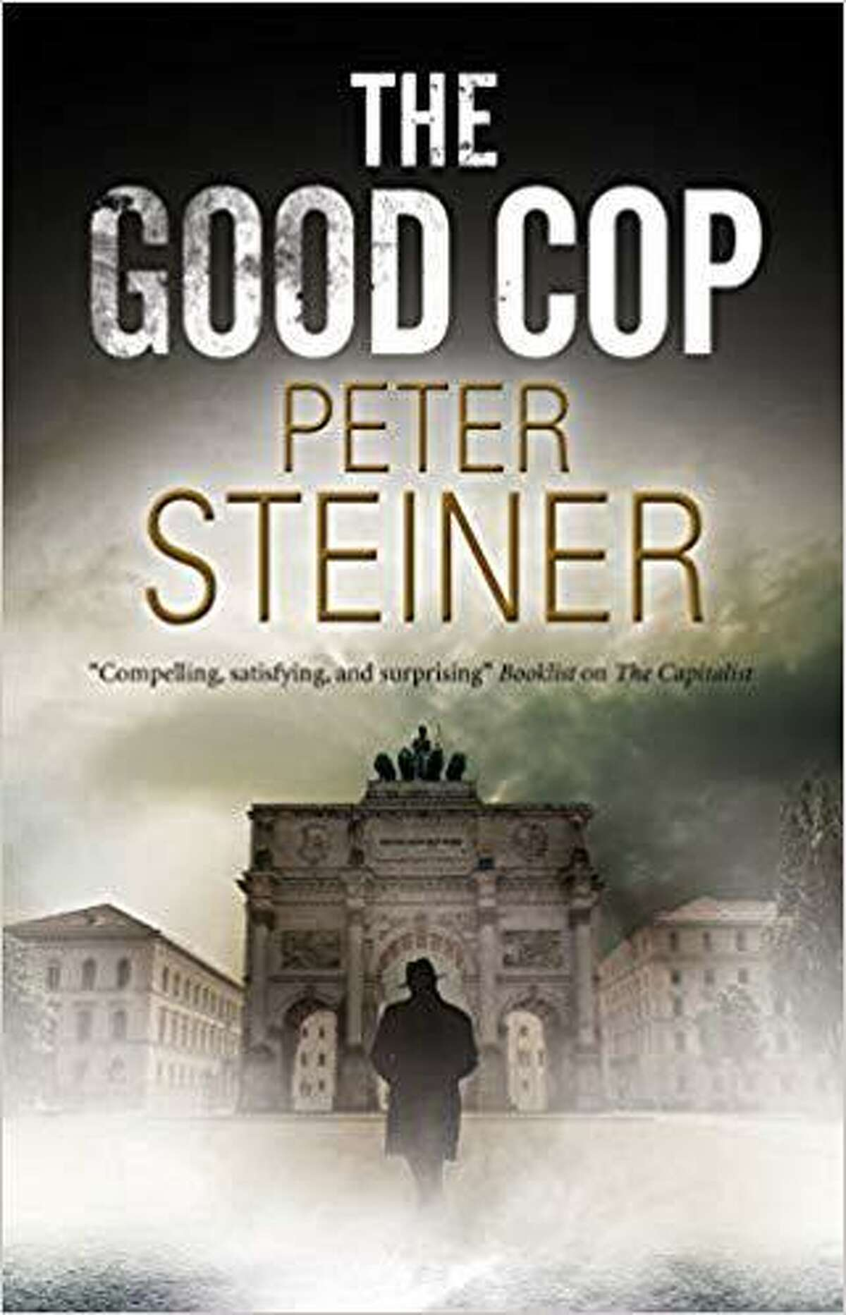 """""""The Good Cop"""" by Peter Steiner is about post World War I Germany."""