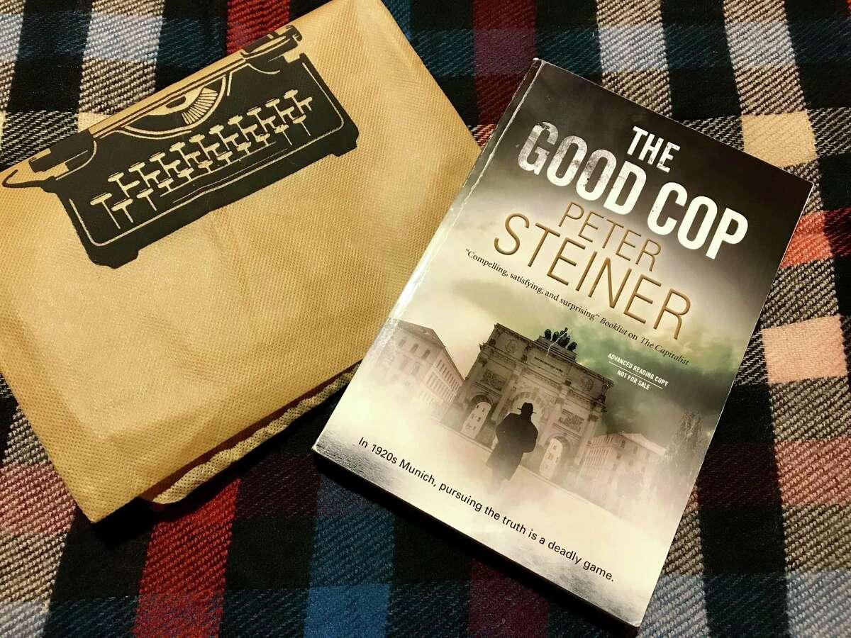 """The Good Cop"" was written by Peter Steiner."