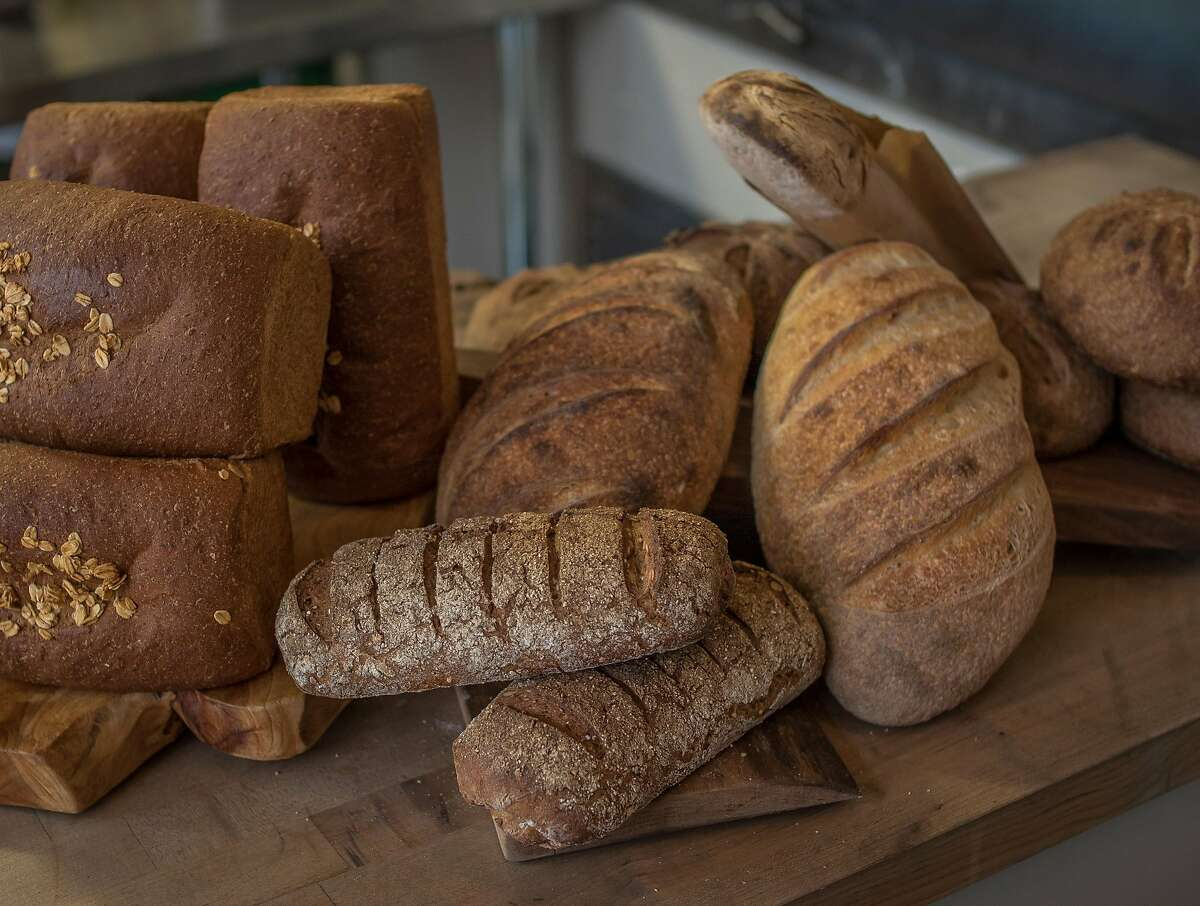 Bread at Marla Bakery in San Francisco, Calif., is seen on Saturday, August 9th, 2014.
