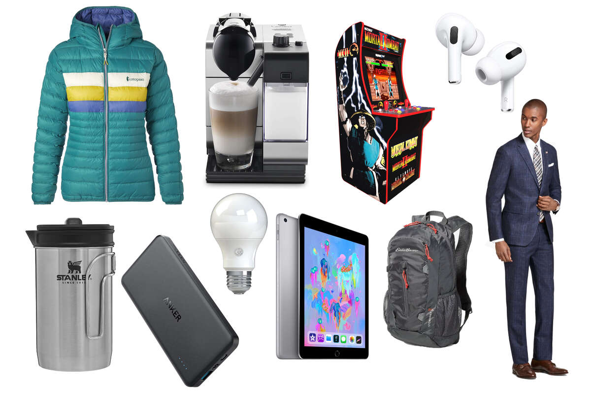 Brooks Brothers suits, Anker accessories and Cotopaxi outdoor wear are among this week's best deals in The Buy Area.