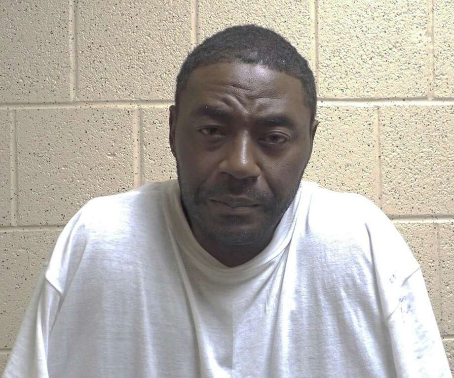 Artay Drinks, 46, of Waterbury, was arrested Nov. 5, 2019, in connection with a sex assault on the Derby Greenway. Photo: Derby Police Department / Contributed