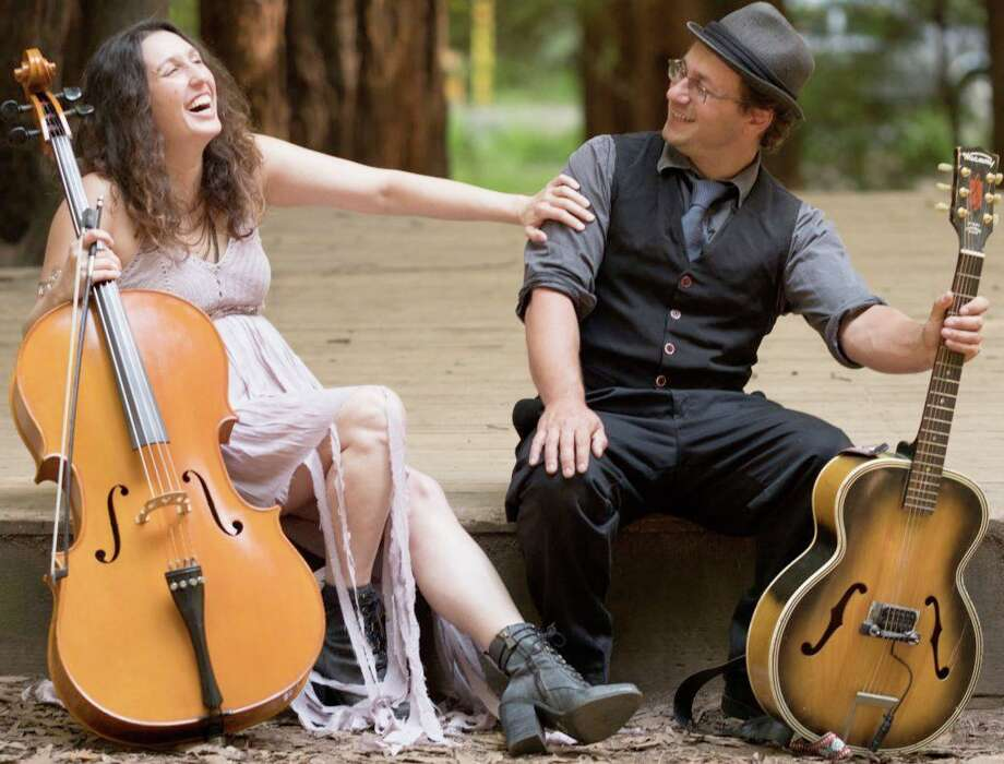 The Buttonwood Tree welcomes Dirty Cello on Nov. 8. Photo: Contributed Photo /