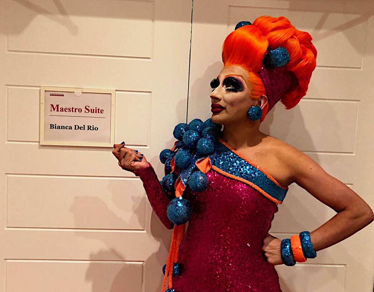 'Drag Race' favorite Bianca Del Rio.
