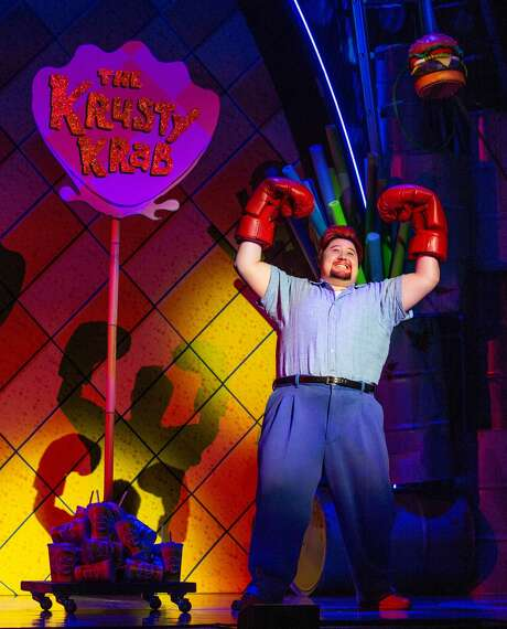 """Broadway's award-winning hit """"The Spongebob Musical"""" is making its San Antonio premiere, performing four shows at the Majestic Theatre next year. Photo: Photo By Jeremy Daniel"""