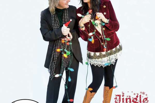 National recording artists Lucinda & Michael will present their holiday show, Jingle This, at 8 p.m. on Nov. 23, in the Nancy Marine Studio Theatre