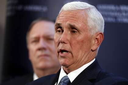 Vice President Mike Pence coming to Bay Area next week