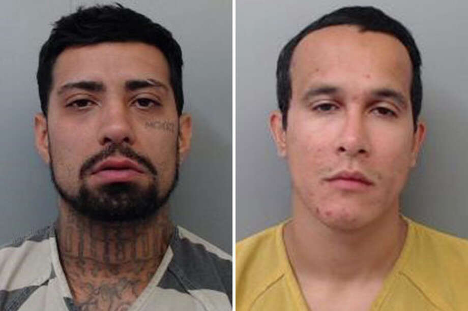 Laredo police have arrested two suspected beer bandits. Photo: Courtesy