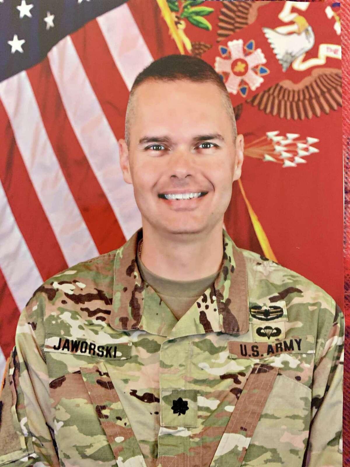 Lt. Col. Charles K. Jaworski
