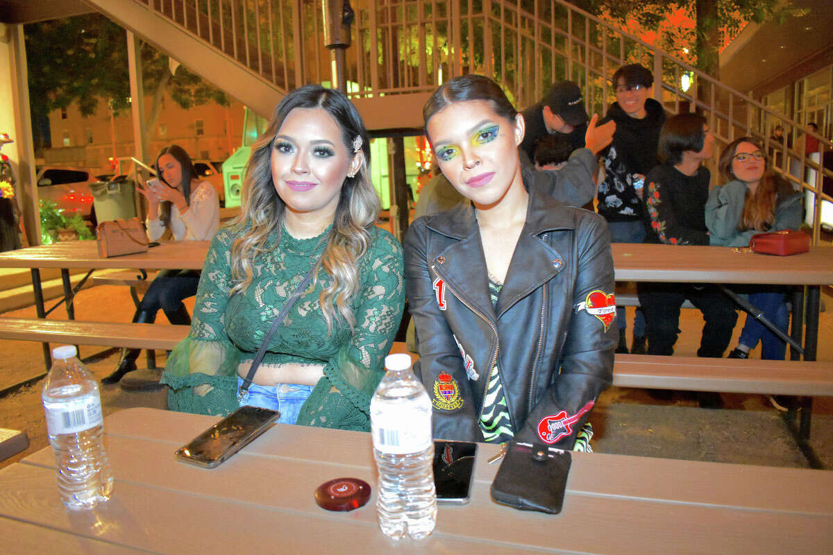 Revelers came out in abundance to commemorate lost loved ones at the Dia de los Muertos celebration at Cultura Beer Garden.