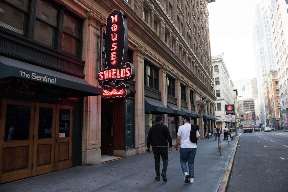 Open since 1908, House of Shields bartender Shanti DeLuca, shares some of the bar's unique history.