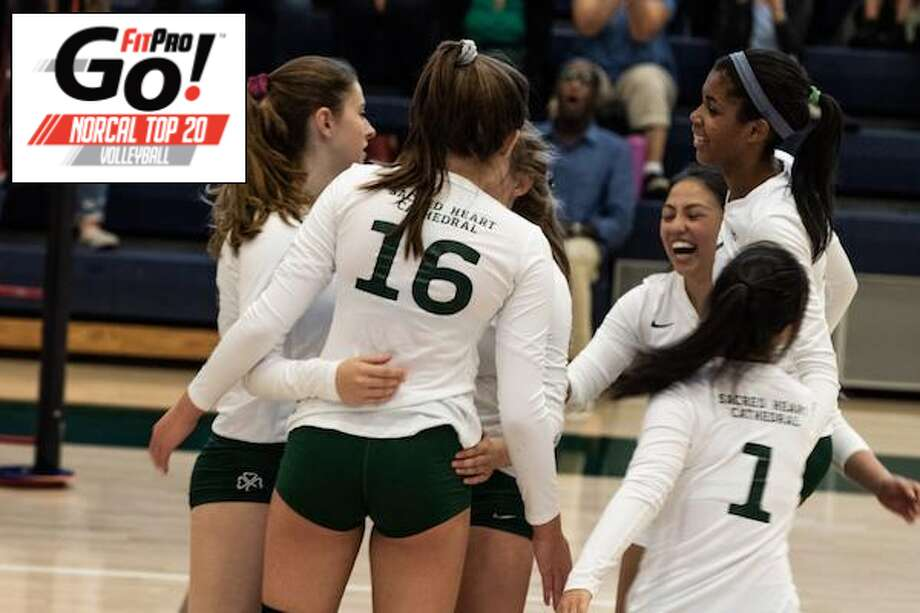 NorCal Volleyball Rankings, Sacred Heart Cathedral Photo: SportStars Magazine