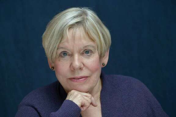 PARIS, FRANCE - MARCH 7: Karen Armstrong, English historian and essayist poses during a portrait session held on March 7, 2013 in Paris, France. (Photo by Ulf Andersen/Getty Images)