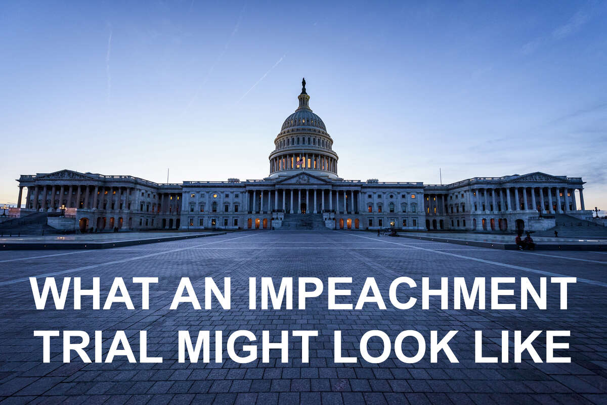 As House Democrats quickly move forward with impeachment proceedings, the likelihood grows that Donald Trump will become the third president to face a Senate trial to determine whether he should be removed from office. Here's what that might look like.
