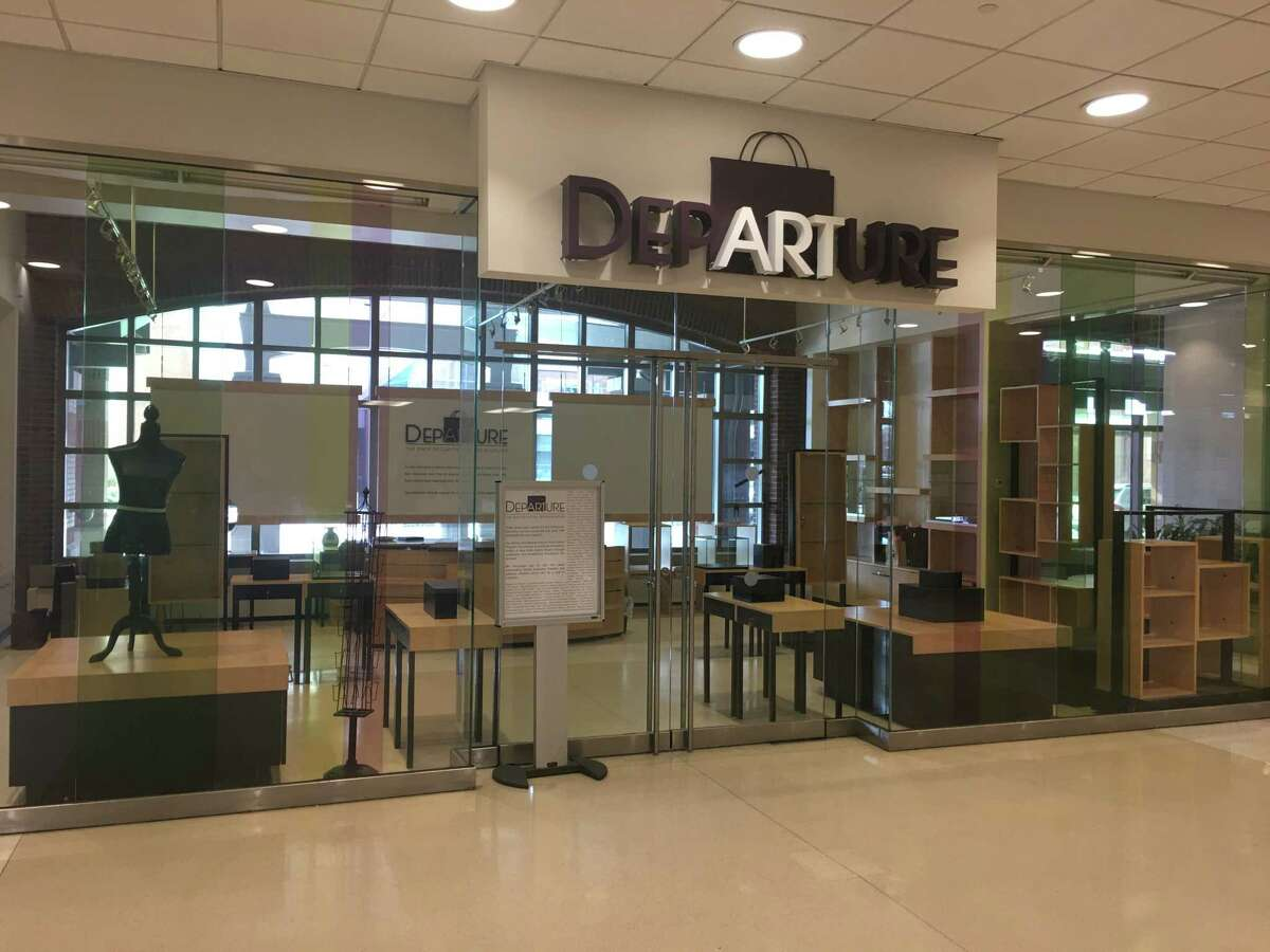 The Departure museum store at Albany International Airport closed last Thursday after 20 years in business.