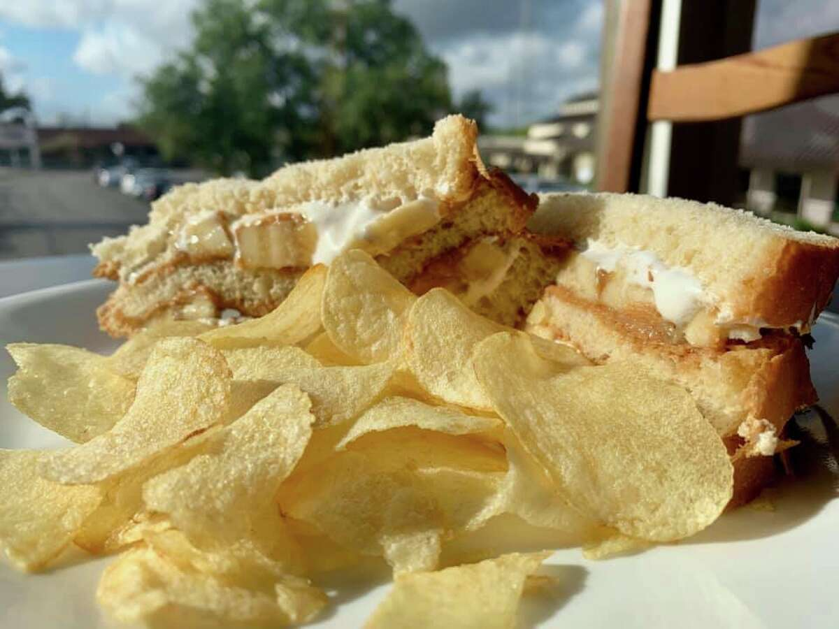 The first peanut butter and jelly sandwich shop in San Antonio - and possibly Texas - PB&J with Tay, celebrated a grand opening last week in Olmos Park. Owner Jeremiah Burns told mySA.com he named his business after his fiance, Taylor Negrete, and his little girl, Taylyn Mia Burns.