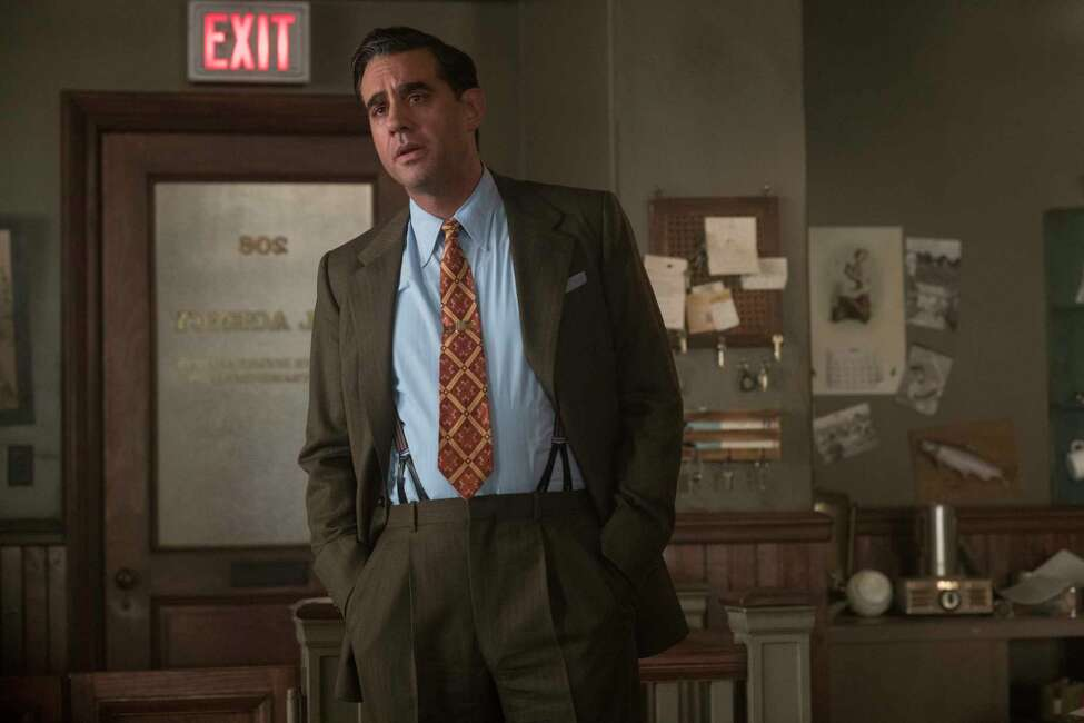 This image released by Warner Bros. shows Bobby Cannavale in a scene from