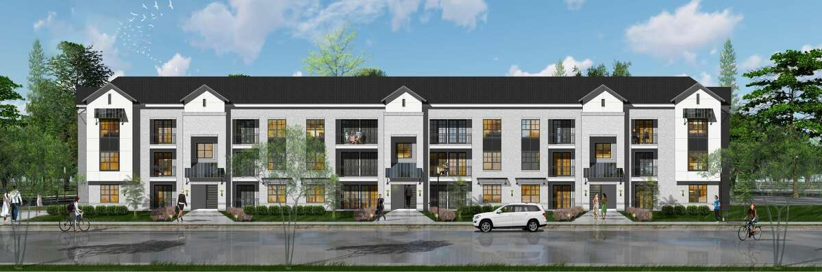 Hines is developing the Cypress Creek Lakes Apartments in Cypress. Designed by Meeks+Partners, the 360-unit project is scheduled for completion in 2020.