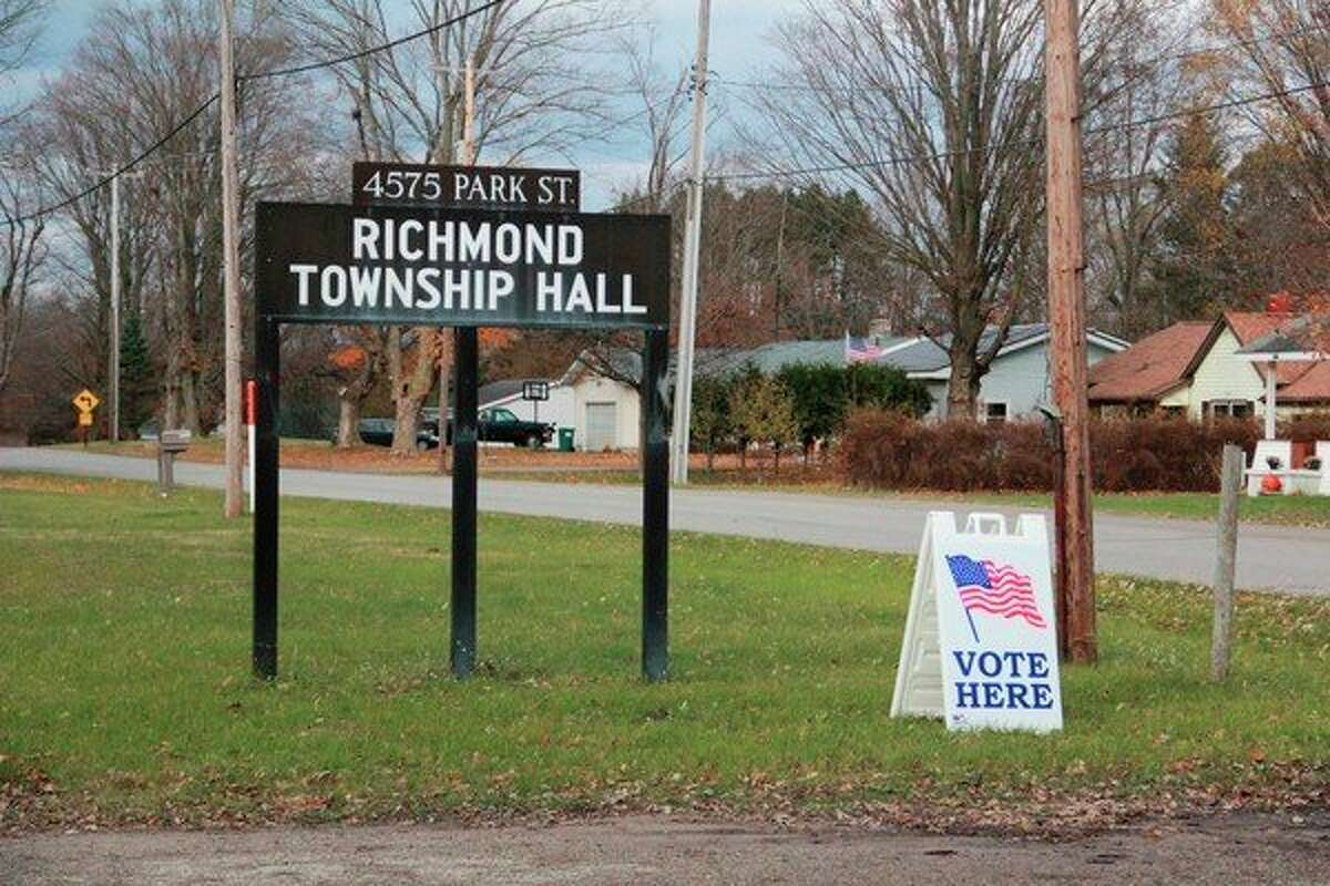 During the Nov. 5 elections, people from all over Michigan gathered at their local precincts to voice their opinions. While some had thoughts on specific matters, others said they hoped to lead by example when it came to teaching younger children about voting. (Pioneer photo/Alicia Jaimes)