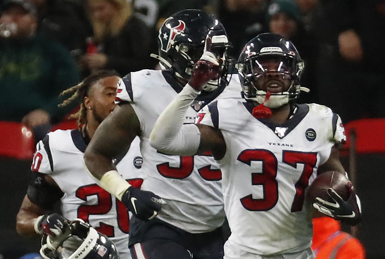 McClain: A healthy secondary will only make Texans better