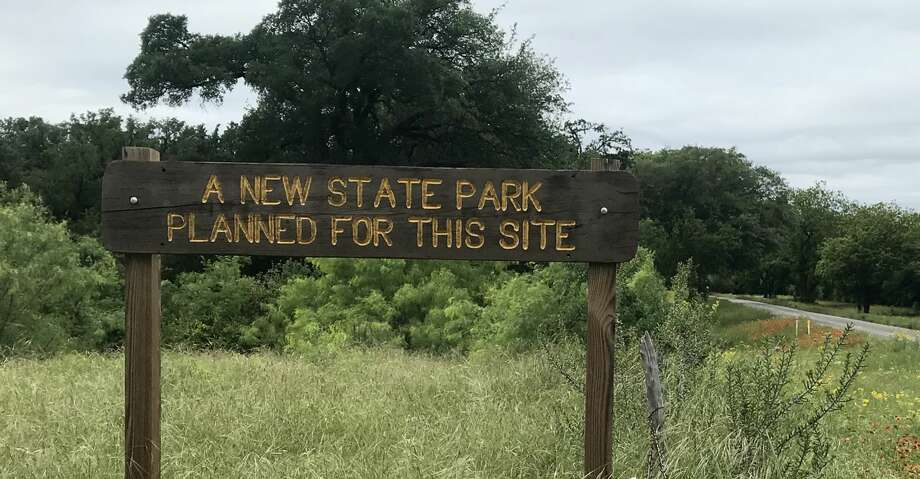 As the legislative session winds down, Texas Parks & Wildlife is seeking $12.5 million for Palo Pinto Mountains State Park near Strawn, with plans to match that funding with private donations. Photo: Joe Holley/Staff