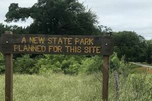 As the legislative session winds down, Texas Parks & Wildlife is seeking $12.5 million for Palo Pinto Mountains State Park near Strawn, with plans to match that funding with private donations.