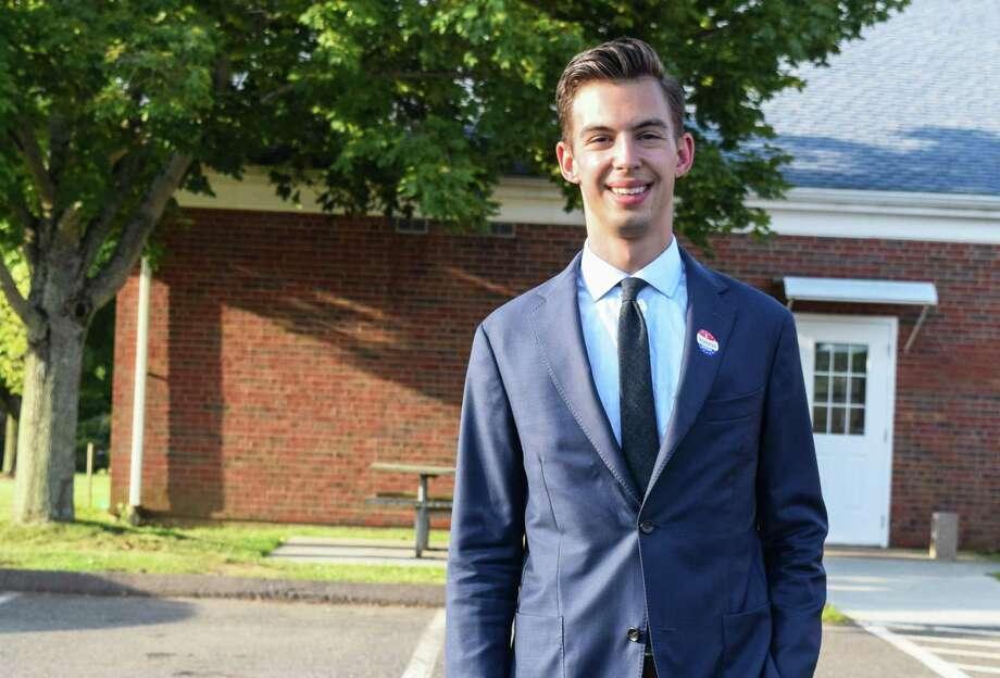 Middletown mayoral candidate Ben Florsheim Photo: Michelle France
