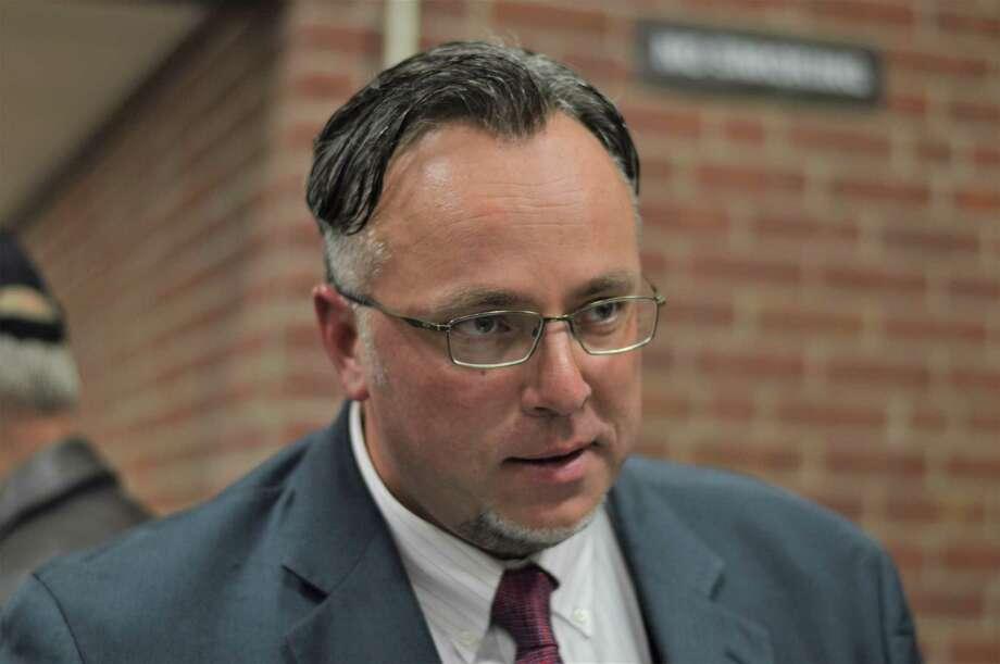 Hamden Mayor Curt B. Leng Photo: Clare Dignan / Hearst Connecticut Media File