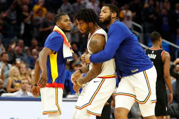 Warriors light on wins but heavy on drama