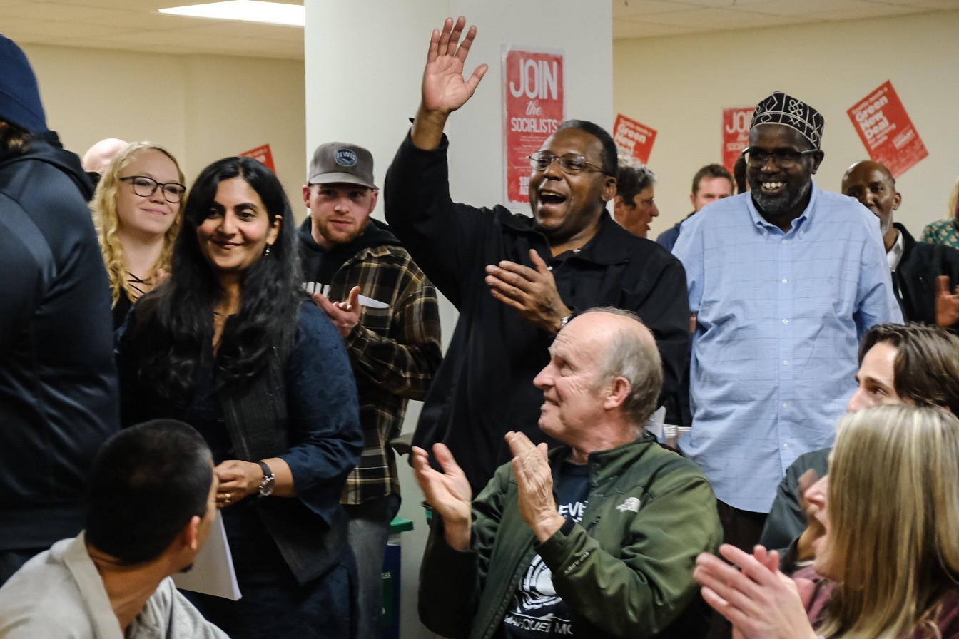 Sawant pulls close, progressives pull away in other City Council races