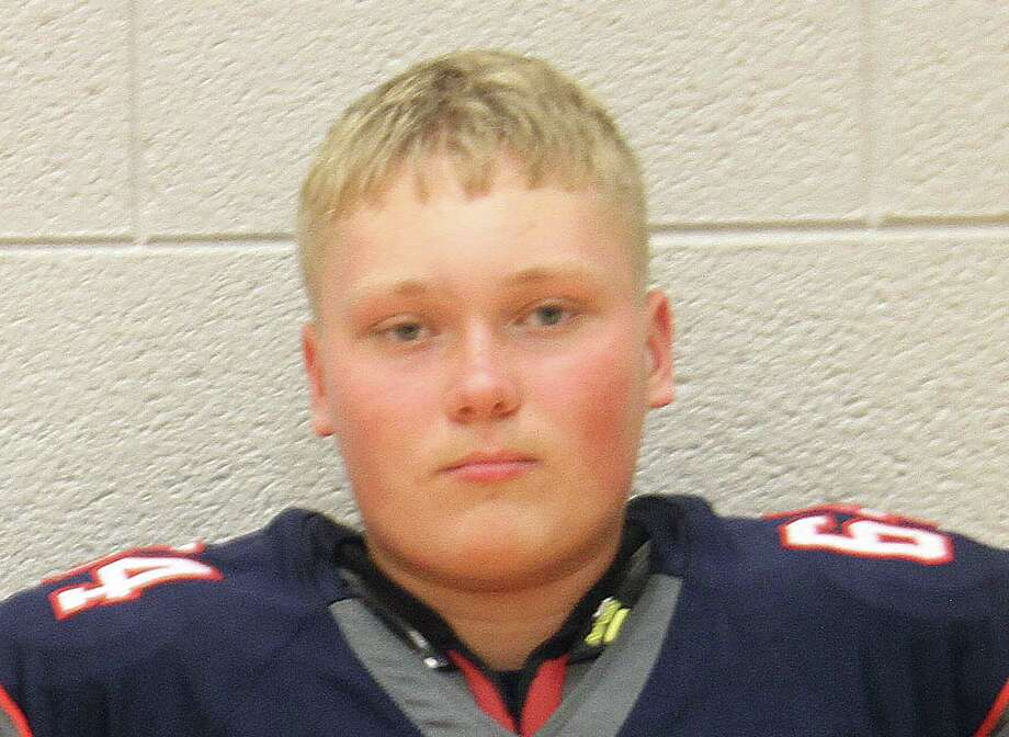 Evan Volz of the USA football team Photo: Tribune File Photo