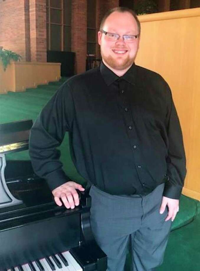 Wesley Knust is Midland FUMC's new pianist and organist. (Photo provided)