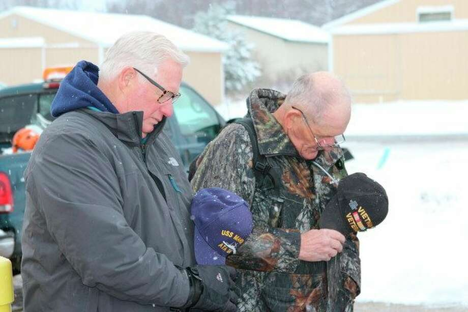 There will be multiple activities held throughout Benzie County to honor veterans on Veterans Day. (File Photo)