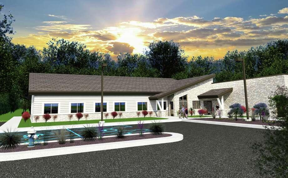 A rendering of the new Shelterhouse facility. Photo: (Shelterhouse Facebook)