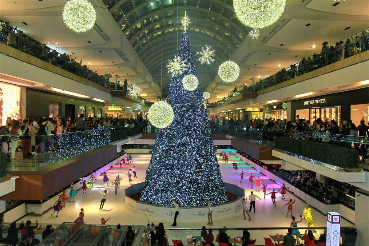 The Galleria Christmas season 2019