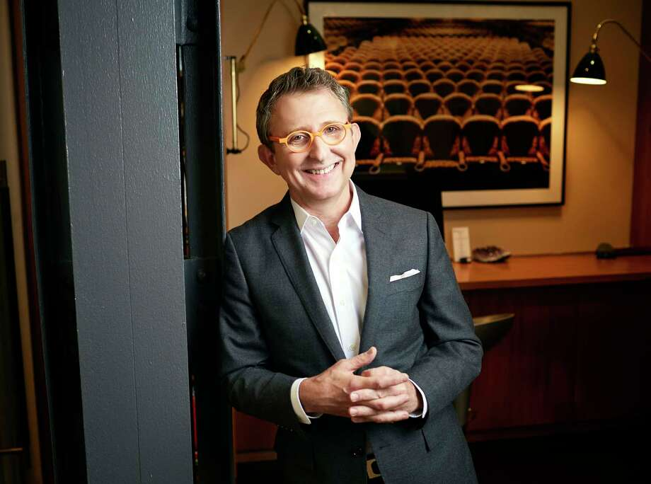 "Thomas Schumacher, president of Disney Theatrical Productions for more than 20 years, is in Schenectady this week as the company launches the first national tour of the Broadway musical adaptation of the hit animated Disney film ""Frozen."" The production runs at Proctors from Nov. 10 to 24. Photo: Matt Furman, Provided Photo"