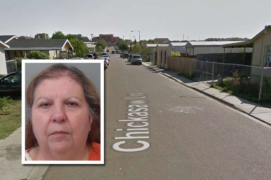 A woman landed behind bars for pawning stolen items, according to Laredo police. Photo: Courtesy