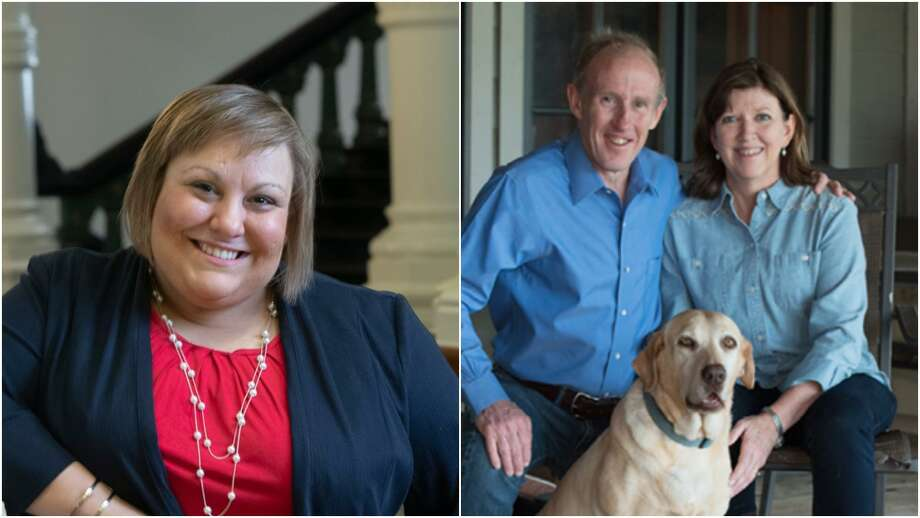 Democrat Dr. Eliz Markowitz is running against Republican Gary Gates in the Texas House District 28 runoff election. Photo: Courtesy Photos