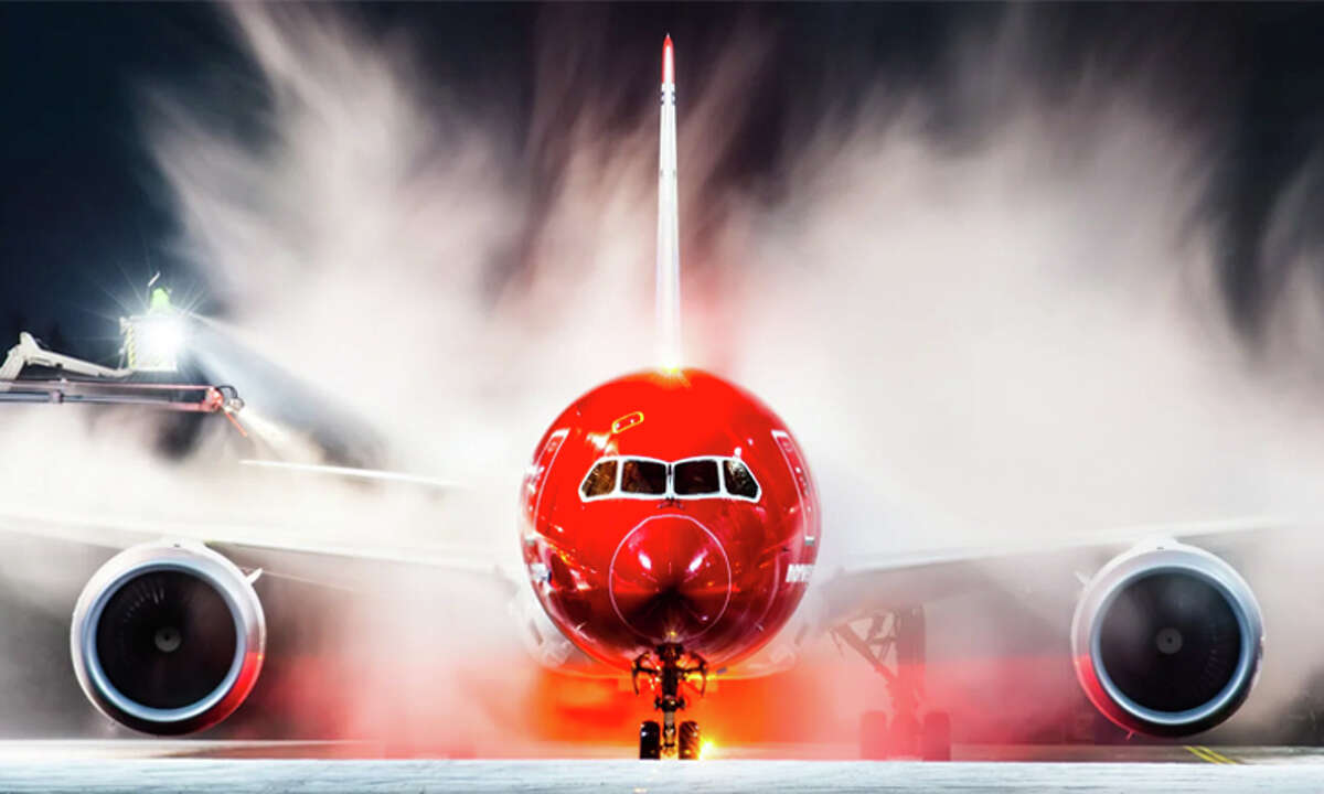 Norwegian Air said it has secured $270 million in fresh financing.
