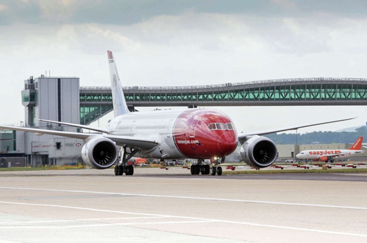 Norwegian uses Boeing 787 Dreamliners for most of its U.S. routes.