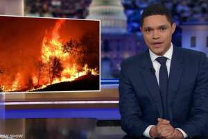 The Daily Show with Trevor Noah explores the topic of inmate firefighters on November 5, 2019.