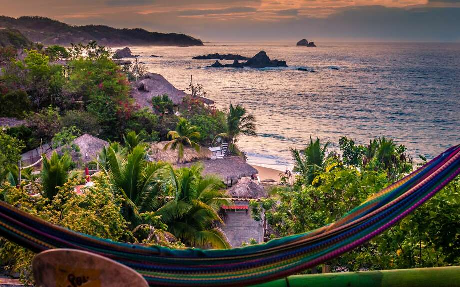 Interest in Puerto Escondido, Mexico, from San Francisco is up 56 percent year over year, the most of any destination in Mexico. Photo: Roman Romrom / EyeEm/Getty Images/EyeEm