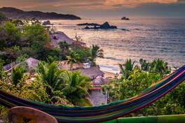 Interest in Puerto Escondido, Mexico, from San Francisco is up 56 percent year over year, the most of any destination in Mexico.