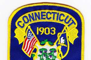 Connecticut State Police patch