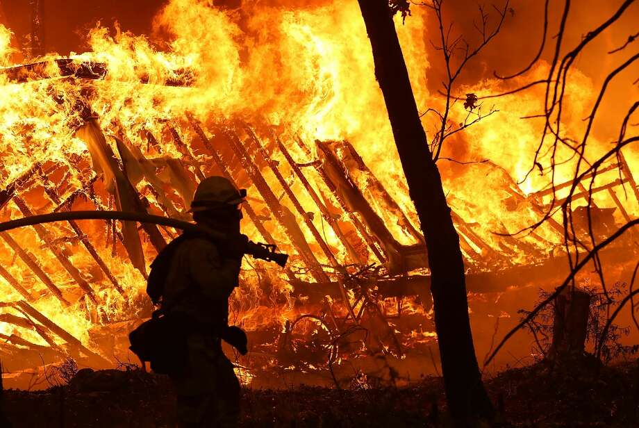 It has been one year since the the Camp Fire ripped through the town of Paradise, California charring over 150,000 acres, killed 85 people and destroyed over 18,000 homes and businesses. Click through the following images to see before and after photos of the devastation. 