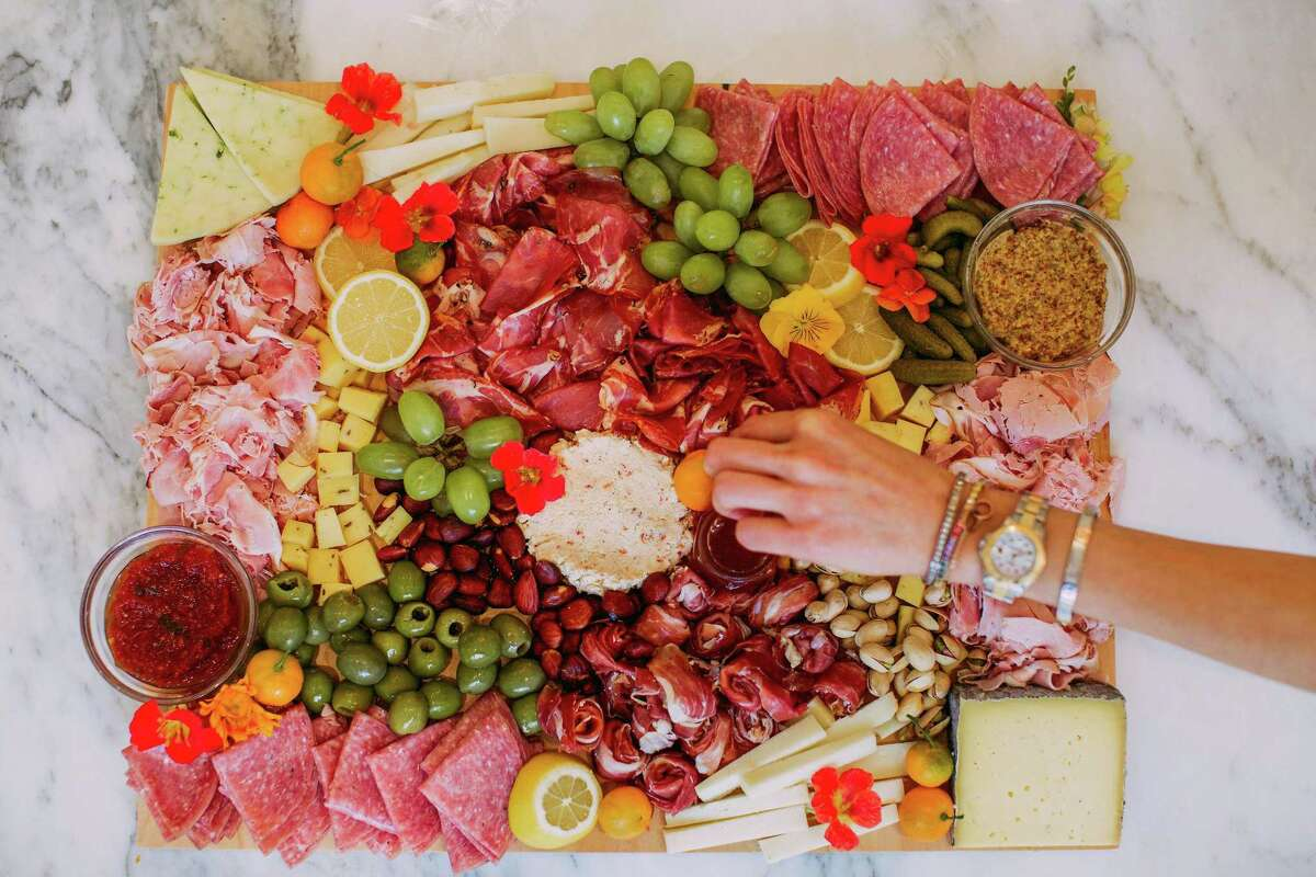 Graze provides Instagram-worthy food boards for events.