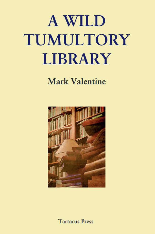 A Wild Tumultory Library Photo: Tartarus Press, Handout / Handout