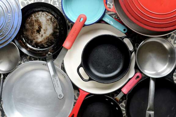 Every cookware surface has its pros and cons. We're taking a look at six of the most common.