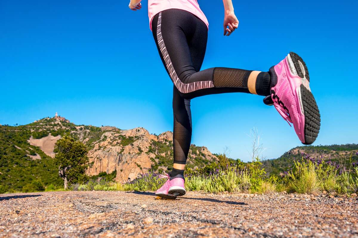 A 68-year-old trail runner may have been infected by parasitic eye worms during a jog last year in Monterey County's Carmel Valley. The roundworm has only been found in humans once before.