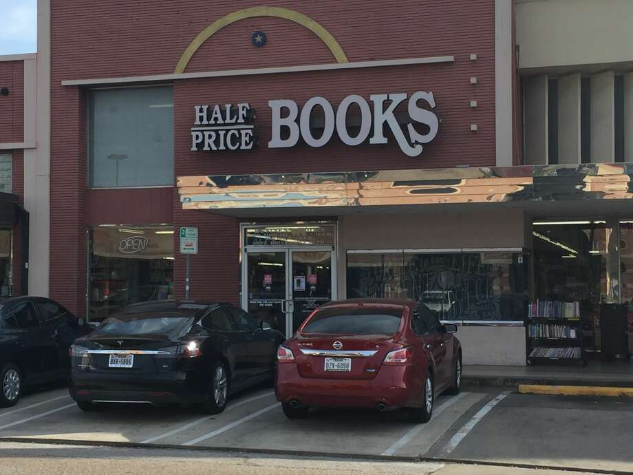 The Rice Village location of Half Price Books is set to close its doors in March. Photo: Courtesy