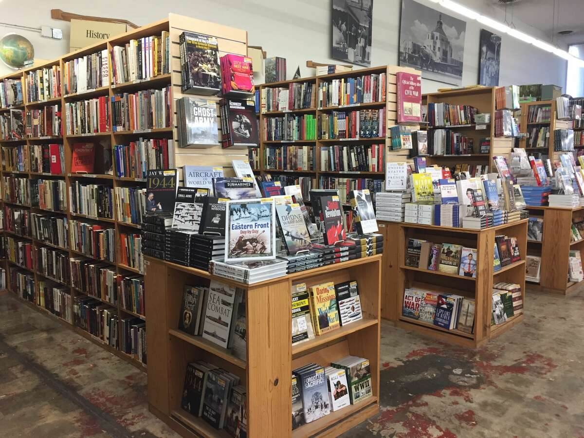 The Rice Village location of Half Price Books is set to close its doors in March.